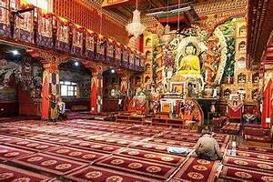 Do Hindus , Jains and Buddhists visit each other's Holy ...