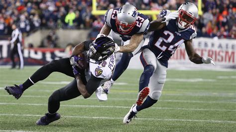Watch Ravens @ Patriots Live Stream | DAZN CA