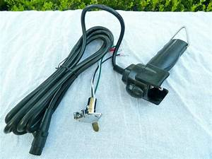 Find Warn 8274 Winch Controller Remote Cable Universal