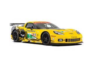Chevrolet Corvette C6 R Race Car Illinoisliver