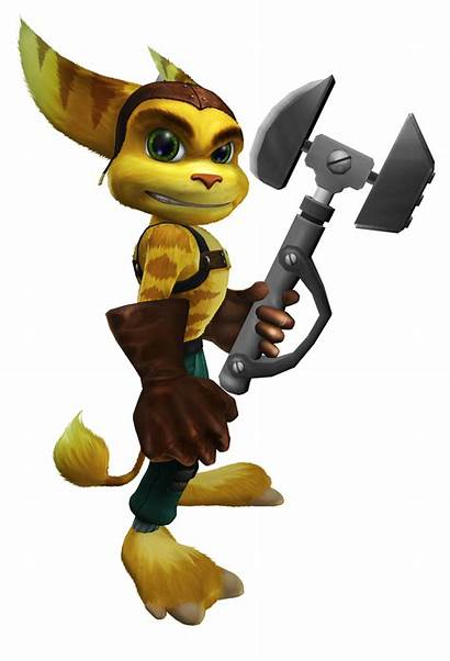 Ratchet Characters Wiki Going Wikia Clank 2002