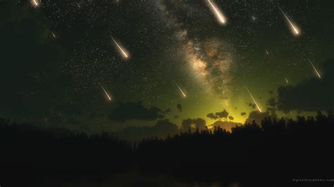 meteor shower definition 5760 x 2160 wallpaper wallpapersafari