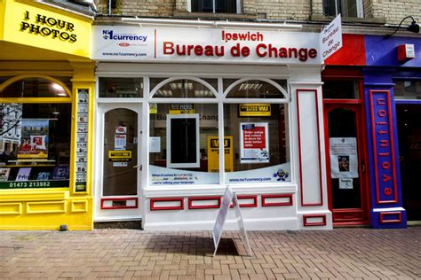 bureau de chnage no 1 currency exchange ipswich