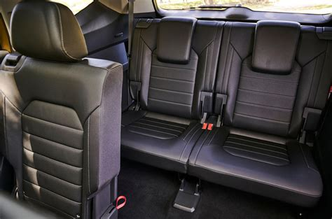 Touareg 3rd Row Seat by Volkswagen Atlas 2017 Review Autocar