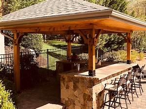 Outdoor, Kitchens, Winston, Salem, Nc