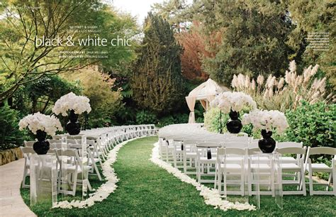 black and white wedding jonathan george