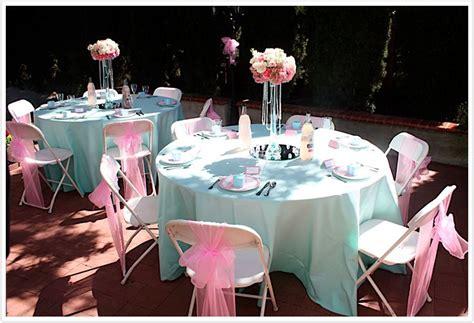 Real Parties: Hiraa's Bridal Shower Bridal shower tables