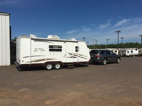 travel trailer towing with 2015 durango