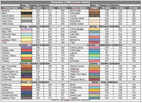 17 Best Images About Rgb Color Codes On Pinterest