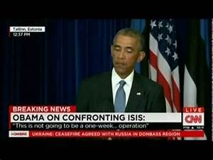 OBAMA'S NEW 3 YEAR ISIS PLAN: FROM JV TO MANAGEABLE TO A 3 ...