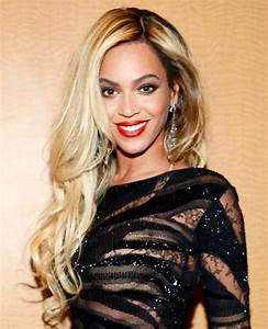 Beyonc39s Platinum Blonde Is New York39s Most Wanted Hair