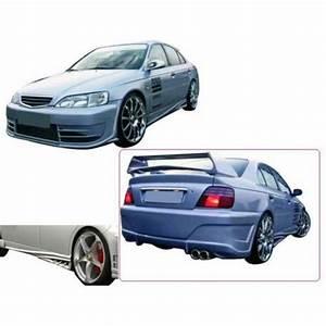 Accor Automobiles : paragolpes trasero honda accor d98 convert cars ~ Gottalentnigeria.com Avis de Voitures