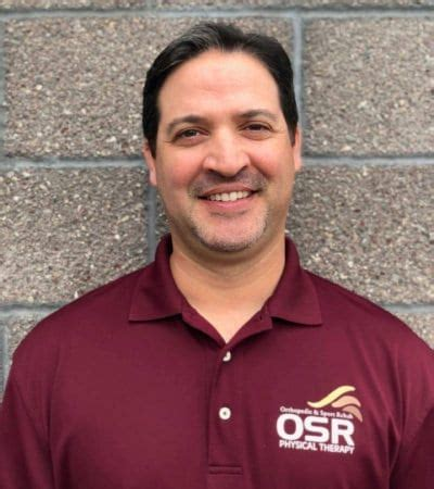 Michael Peronace - OSR Physical Therapy