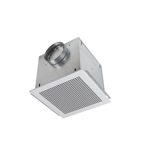 lowes kitchen exhaust fan shop broan 3 sone 316 cfm white bathroom fan at lowes com