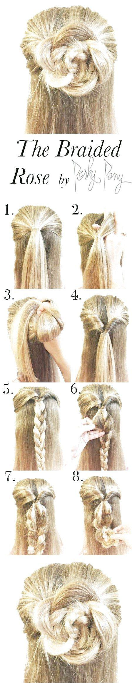 8 Types of Braids You Didn t Know Existed Braided half