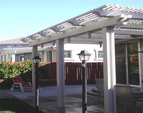 metal patio covers custom patio covers reno all metal builders