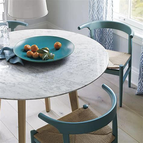 small marble dining table hahn collection 6 piece genuine marble top dining table