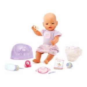 Toy Baby Born
