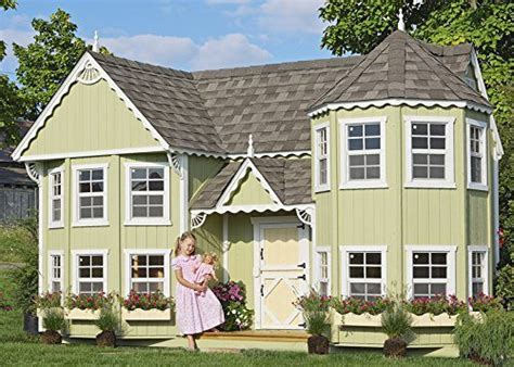 Big Backyard Playhouse by The Top Backyard Playhouses For Simplemost