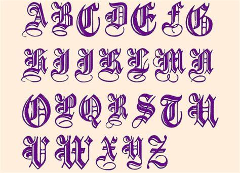 alphabet fonts  ttf otf psd
