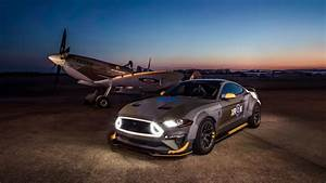 Ford Eagle Squadron Mustang GT 2018 4K 2 Wallpaper HD