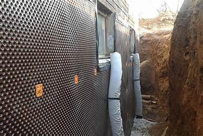 Waterproofing Basement Foundation Exterior Membrane Walls Interior