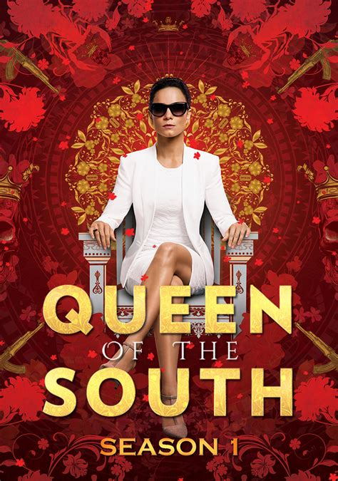Queen of the South (TV Series) S01 DVDHD LATINO 5.1 + SUB ...
