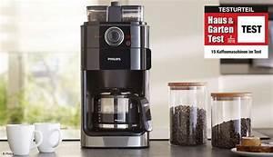 Tec Star Kaffeemaschine Mit Mahlwerk Test : im test 15 kaffeemaschinen im vergleichstest haus garten test ~ Bigdaddyawards.com Haus und Dekorationen