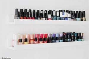 Comment ranger ses vernis? #2 [DIY Vernitheque IKEA]