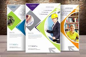 Corporate Flyer Template 7
