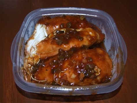 Crock Pot Spicy Boneless Bbq Chicken  Easy Recipe