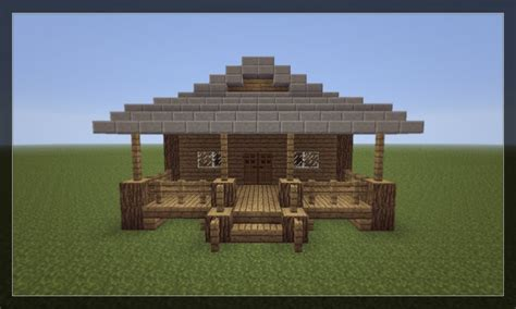 minecraft house designs cool simple minecraft houses simple homes  build treesranchcom