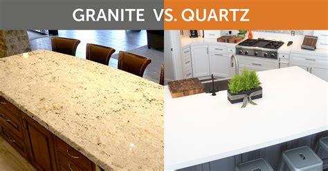 Evolution Design  Should I Choose Granite Or Quartz For