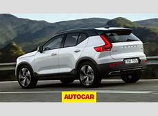 Volvo XC40 2018 review Can Volvo SUV match Audi Q3 or