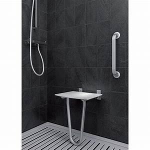 Siege De Douche : si ge de douche avec support au sol solid rabattable ~ Melissatoandfro.com Idées de Décoration
