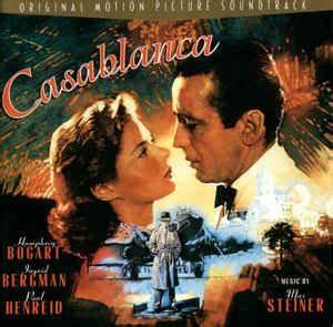 19 2 Grad Ost : max steiner casablanca original motion picture soundtrack cd album at discogs ~ Frokenaadalensverden.com Haus und Dekorationen