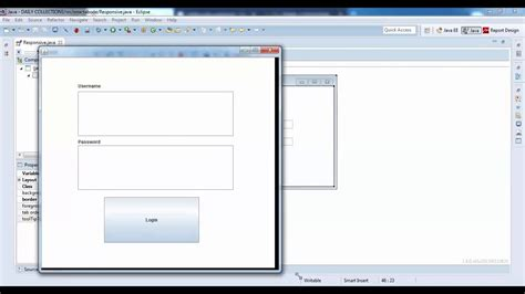 Java Swing Components by How To Auto Resize Components In Java Swings Swt Awt