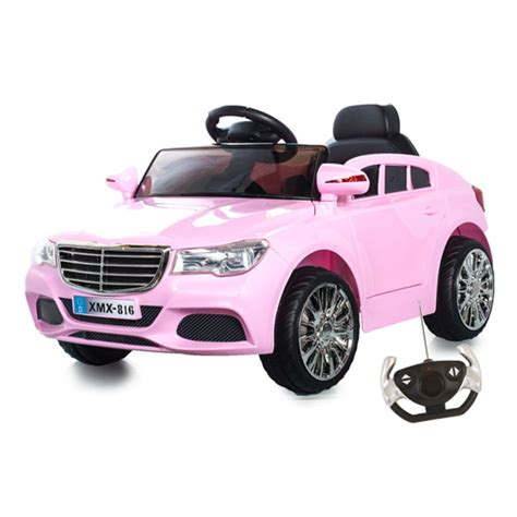 pink kid car buy kids electric cars childs battery powered ride on toys