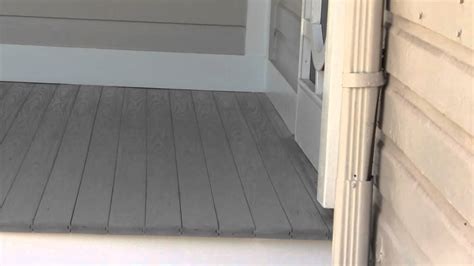 Porch Flooring by How To Install Porch Floors 3