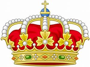 File:Heraldic Royal Crown of Spain.svg - Wikimedia Commons