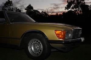 1976 Mercedes-benz 450 Slc - Latency