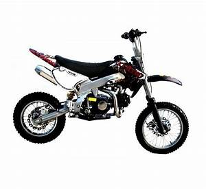 Coolster 125cc Manual Clutch Mid Size Dirt Bike