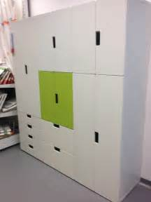 ikea stuva cabinets to store toys playroom ideas