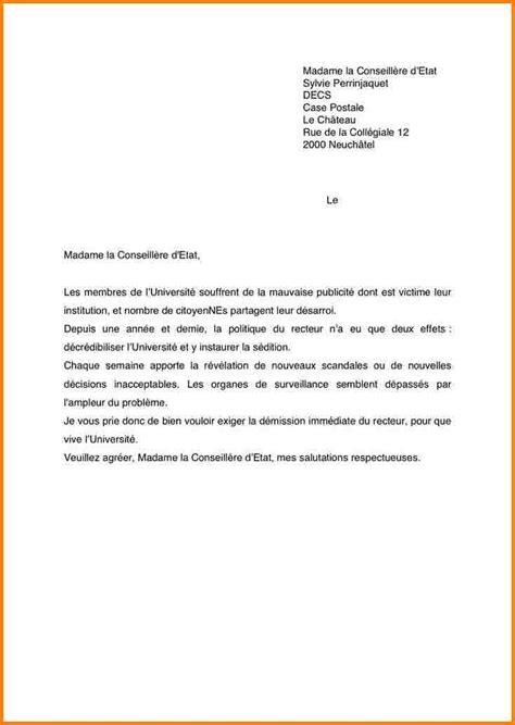 lettre de motivation apprentissage cuisine 10 lettre demission lycée modele lettre