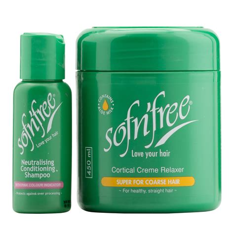 free hair styling products soft n free relax and shoo vap 1 x 450ml 2994