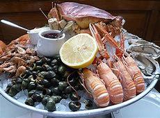 bibendum's plateau de fruits de mer gourmet traveller