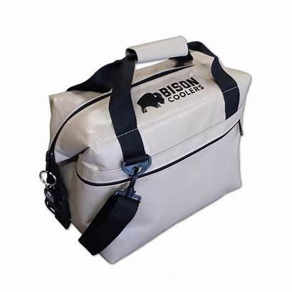 Cooler Bison Coolers Soft Ice Chest Sided