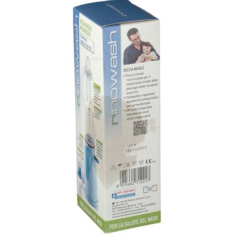 rinowash doccia nasale come funziona rinowash doccia nasale micronizzata shop farmacia it
