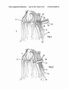 Buy Hair Extensions  Hair Extension Diagram