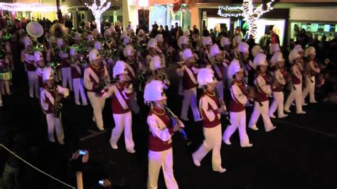 los altos festival of lights marching bands of the 2012 los altos festival of lights